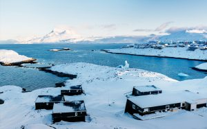 Inuk Hostels. Photo by Rebecca Gustafsson