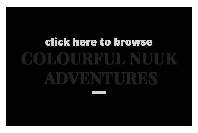 Colourful Nuuk Adventures